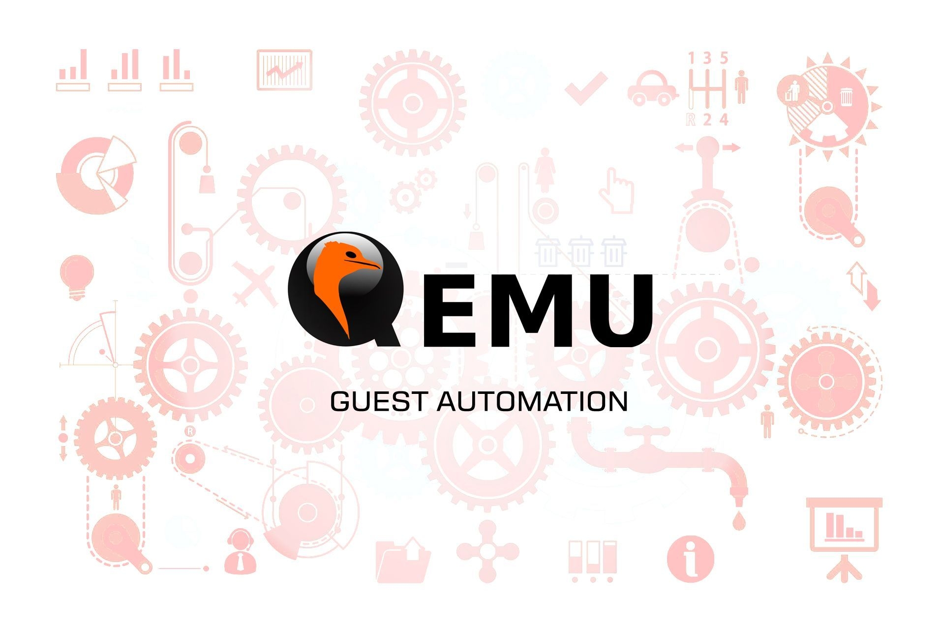 How to Setup QEMU Output to Console and Automate Using Shell